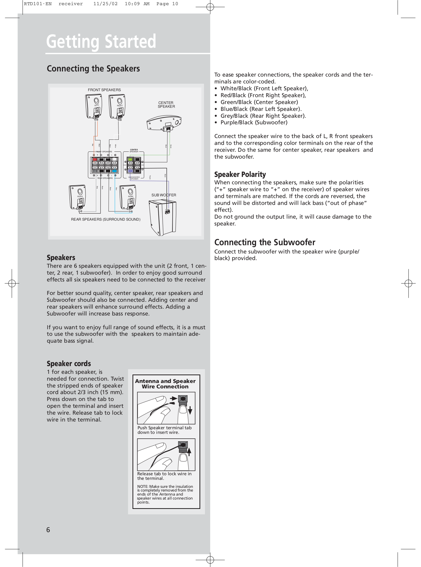 Page 2 Of Rca Home unit of conductivity microsiemens diagram