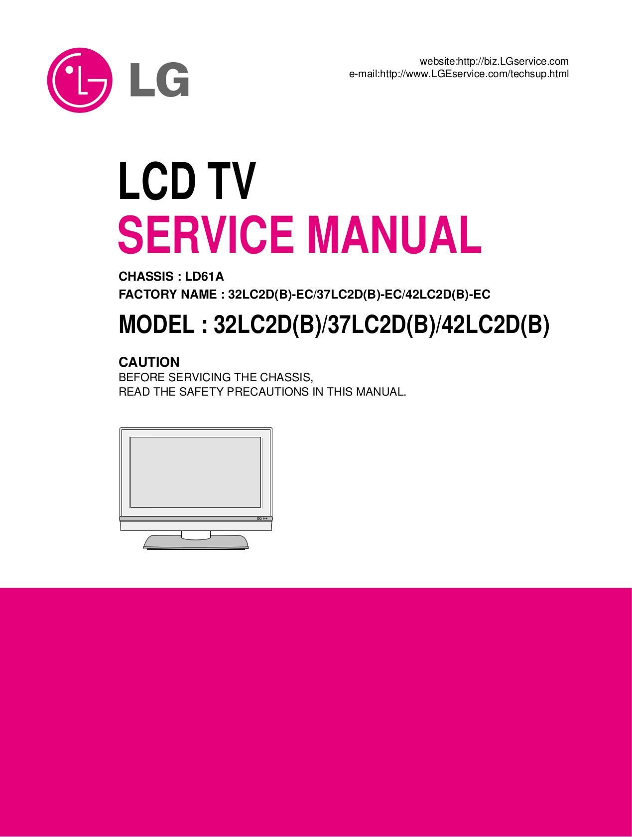 download free pdf for lg 42lc2d tv manual rh umlib com lg 42lc2d lcd tv manual LG TV Parts