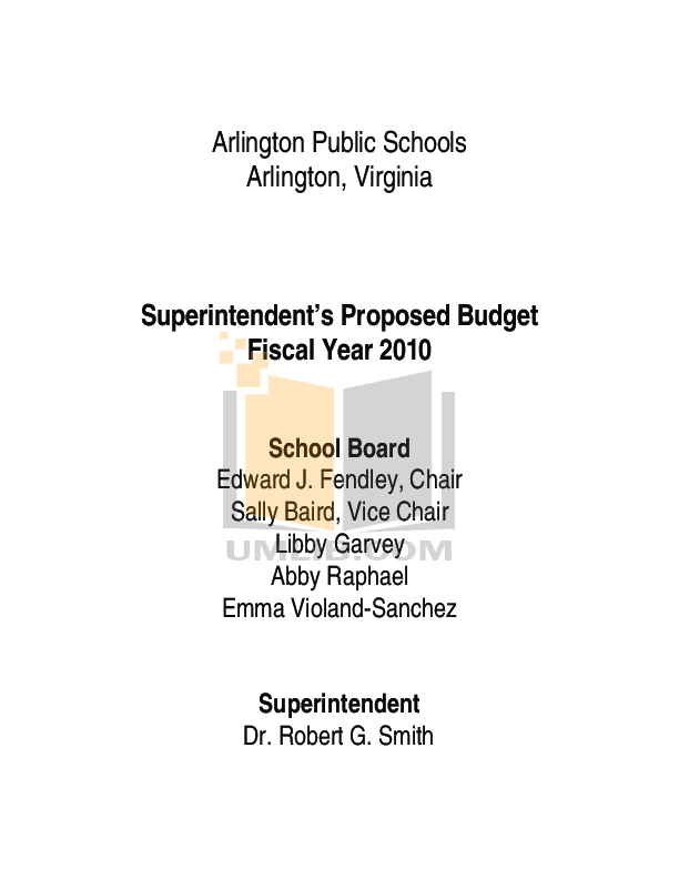 obesity proposal to superintendent