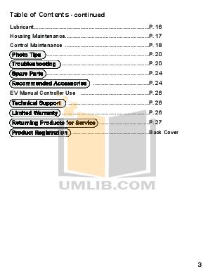 Canon Digital Camera Powershot G11 pdf page preview