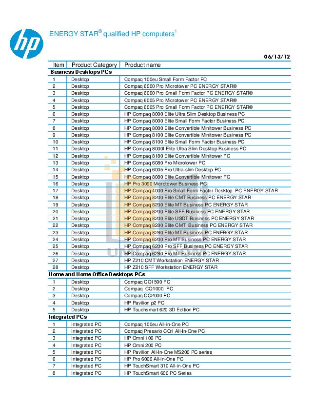 pdf for HP Laptop G61-631 manual