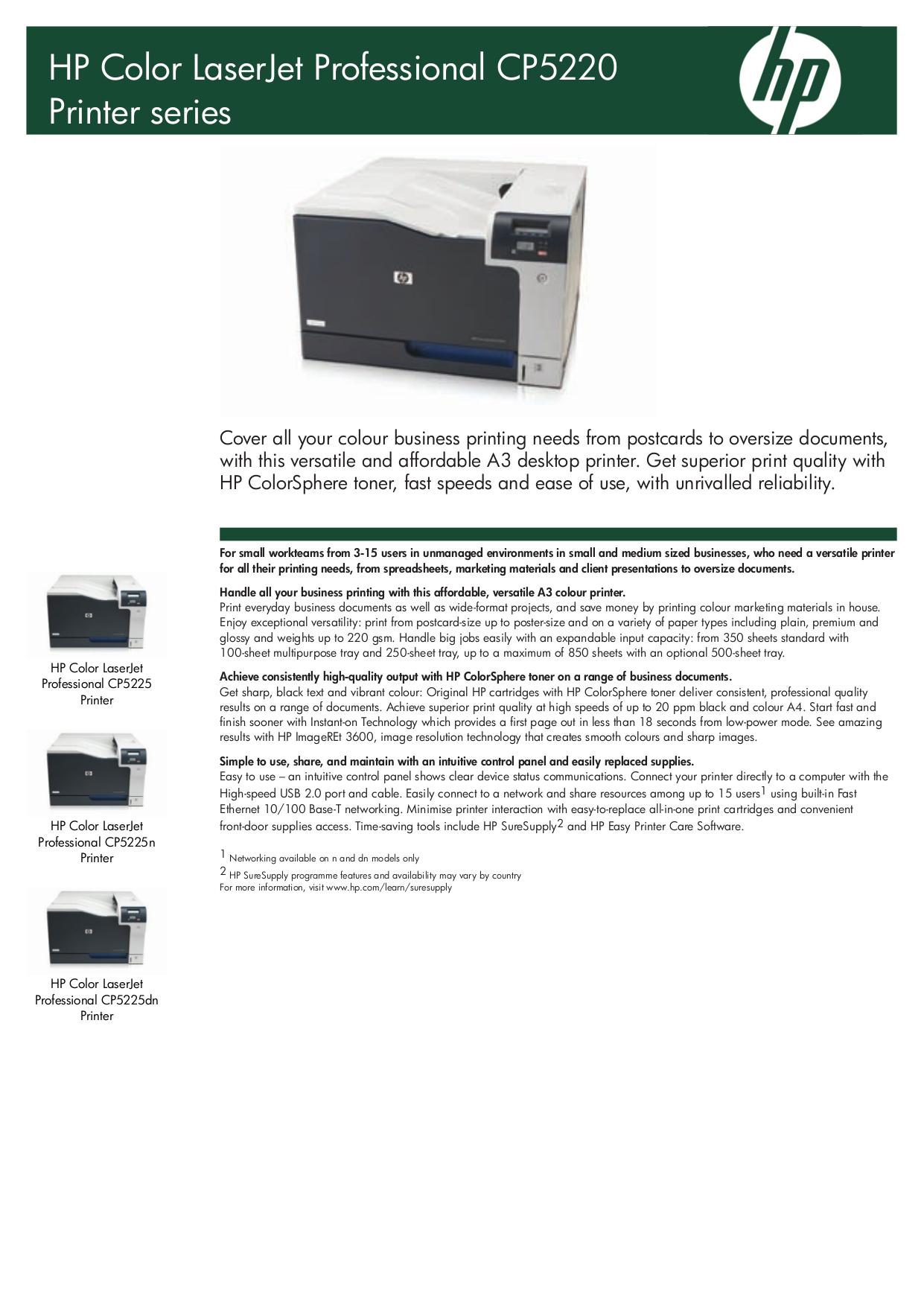 Hp color laserjet professional cp5225n printer a3 ce711a office - Pdf For Hp Printer Laserjet Color Laserjet Pro Cp5225n Manual