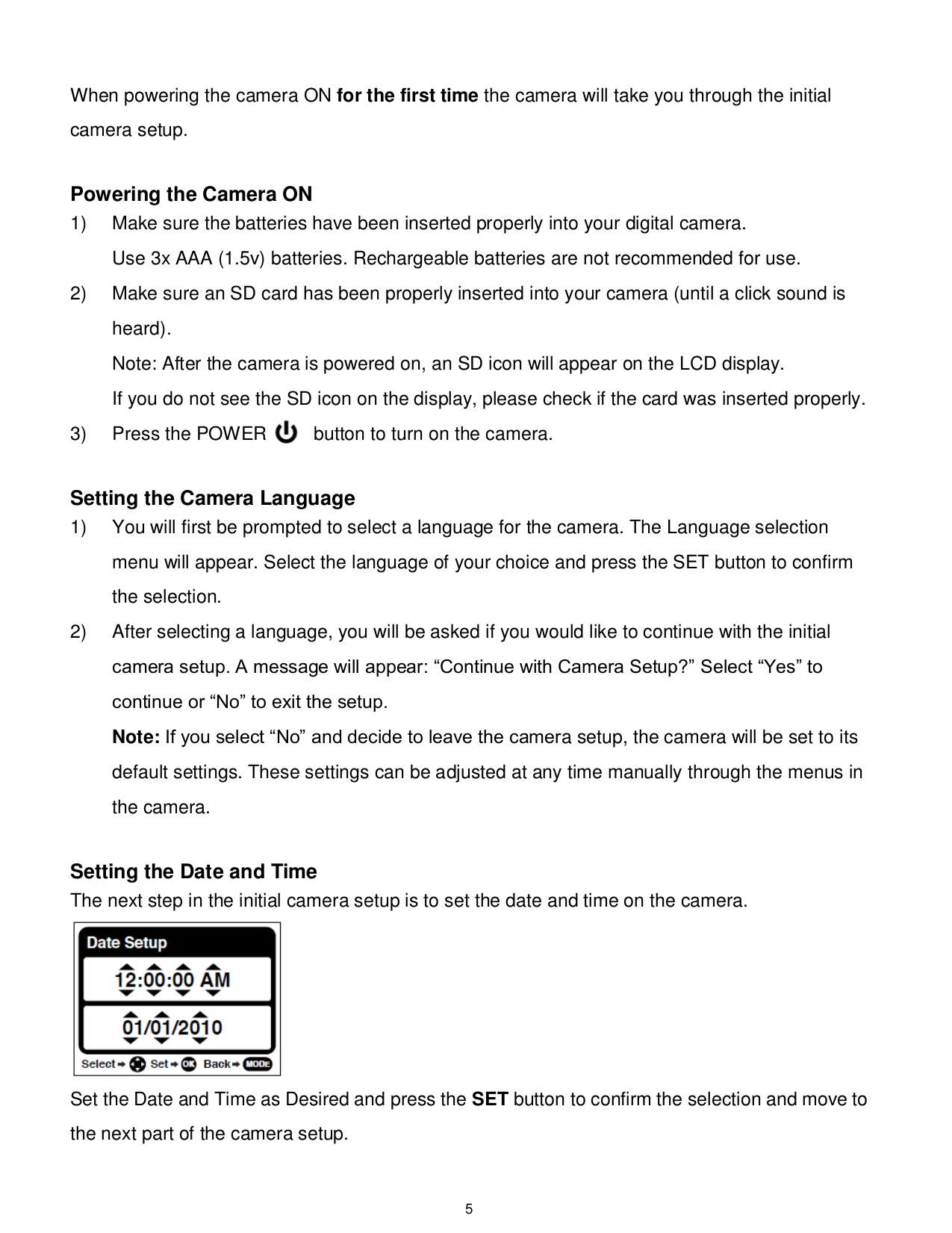... Vivitar Digital Camera Vivicam 7022 pdf page preview ...