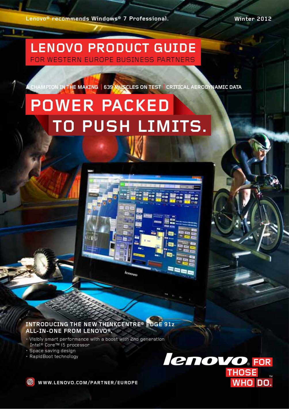 pdf for Lenovo Desktop ThinkCentre M75e 4162 manual