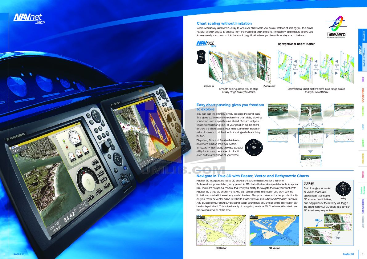 Furuno Other 1824C Marine Radar pdf page preview