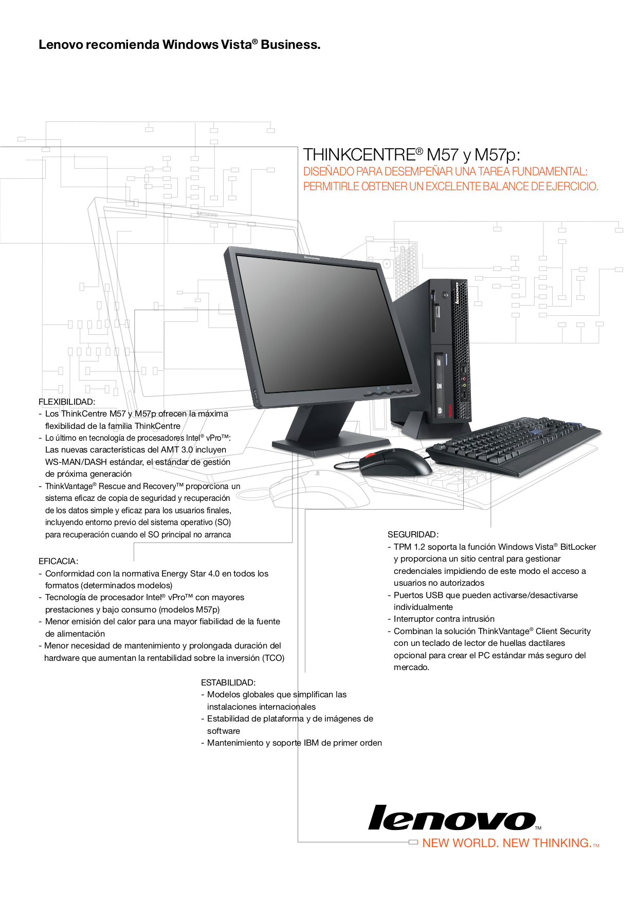 pdf for Lenovo Desktop ThinkCentre M57 6081 manual