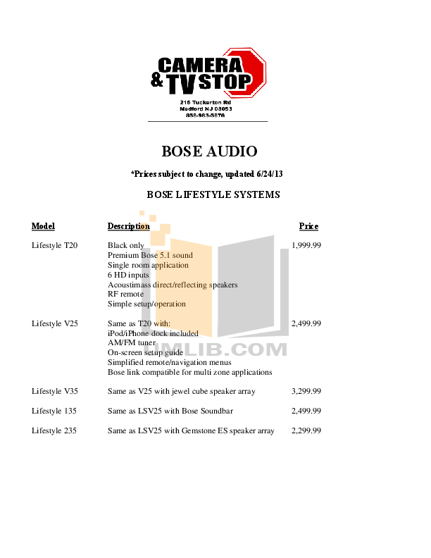 bose.pdf 0 wat download free pdf for bose 901 series vi speaker manual bose 901 series iv wiring diagram at gsmx.co