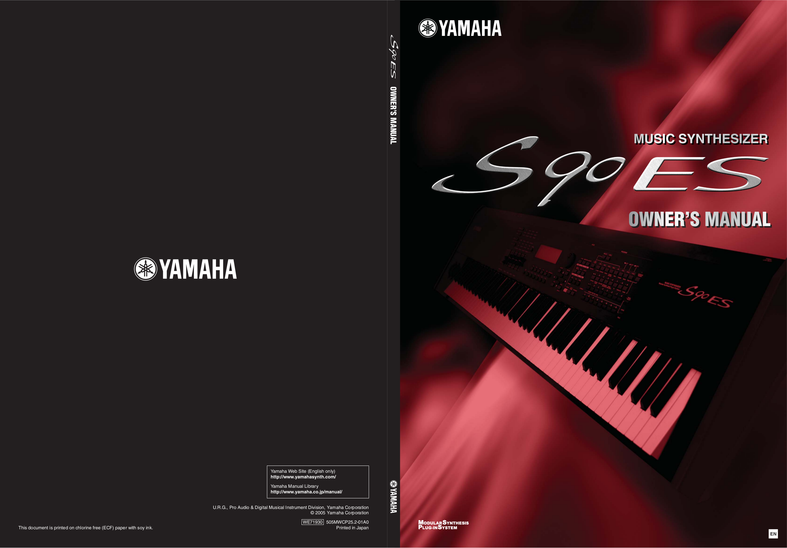 pdf for Yamaha Music Keyboard EL-87 manual
