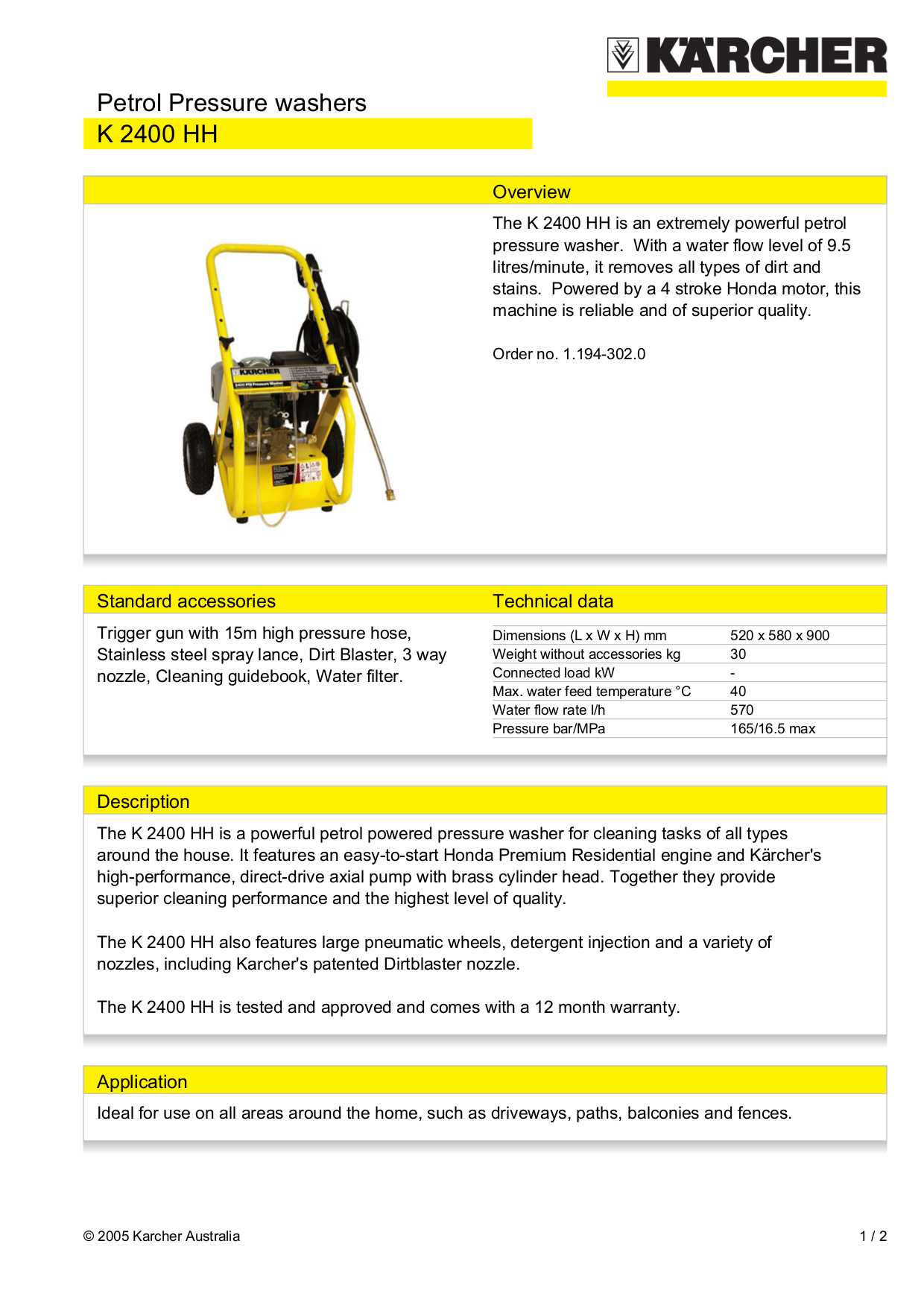 repair manual karcher pressure washer kostenlos herunterladen rh tropicalvacationspotsblog com Karcher USA Manuals Karcher Instruction Manual