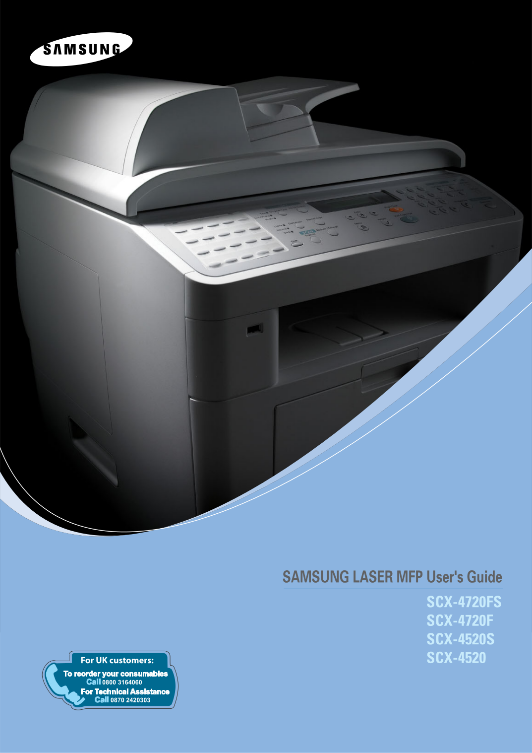 download free pdf for samsung scx 4521f multifunction printer manual rh umlib com Samsung SCX 4521F Driver Samsung SCX 4521F Driver