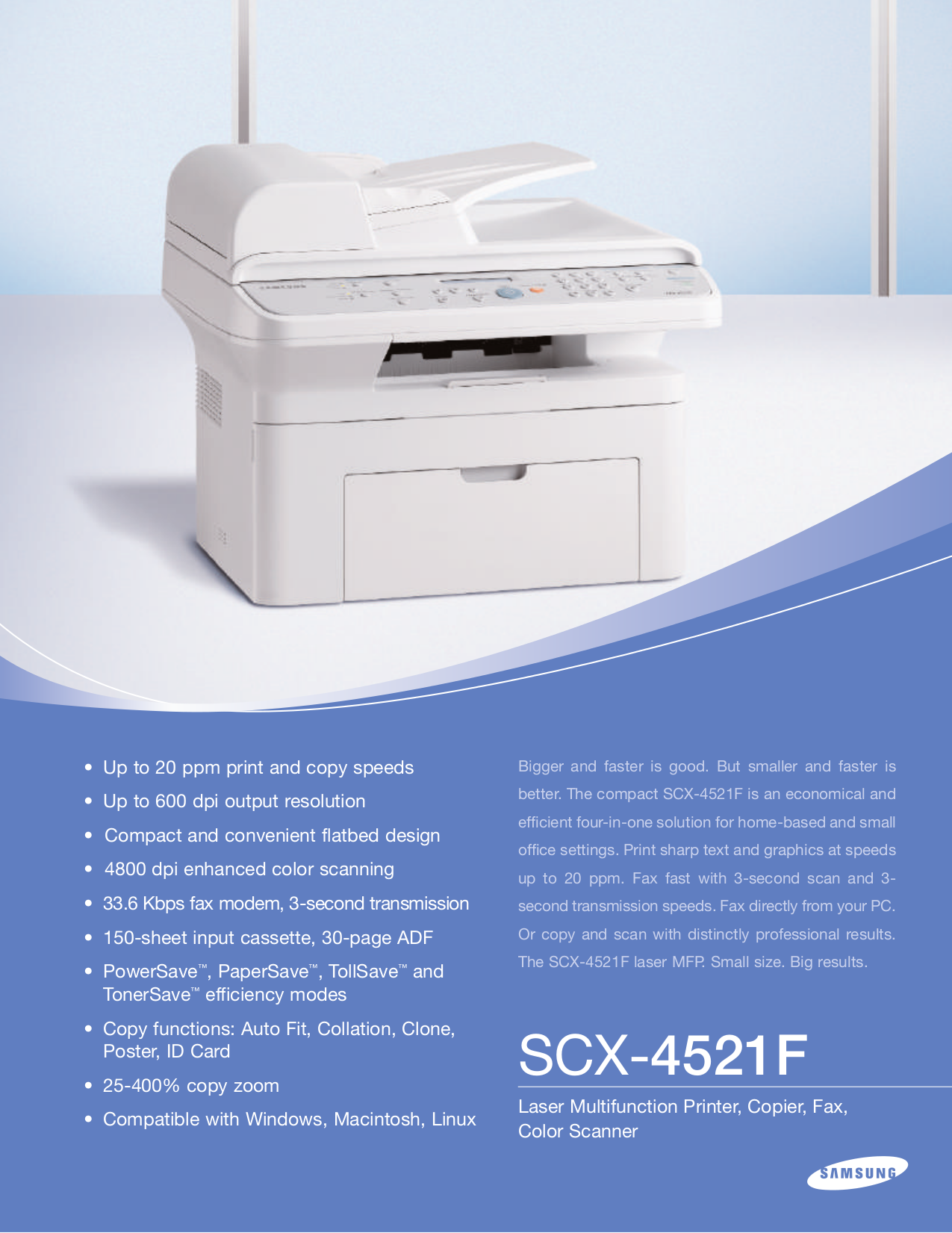 download free pdf for samsung scx 4521f multifunction printer manual rh umlib com Samsung SCX 4521F ManualDownload Samsung SCX 4521F Driver