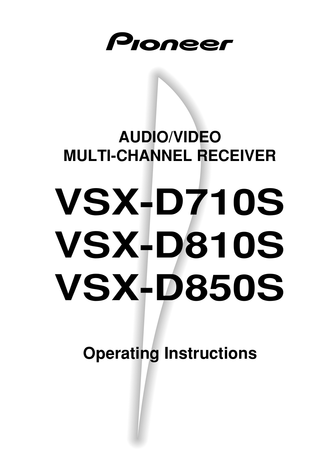 Download free pdf for pioneer vsx d710s receiver manual pdf for pioneer receiver vsx d710s manual fandeluxe Gallery
