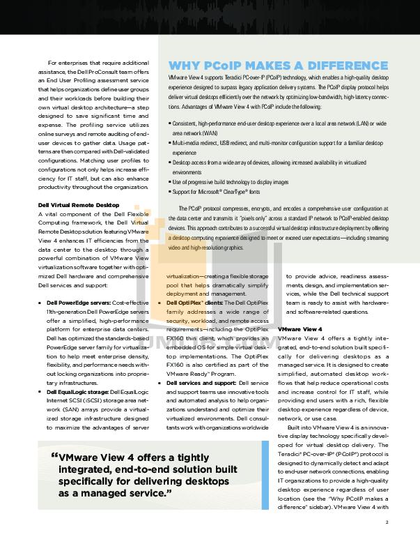 PDF manual for Dell Desktop OptiPlex FX160