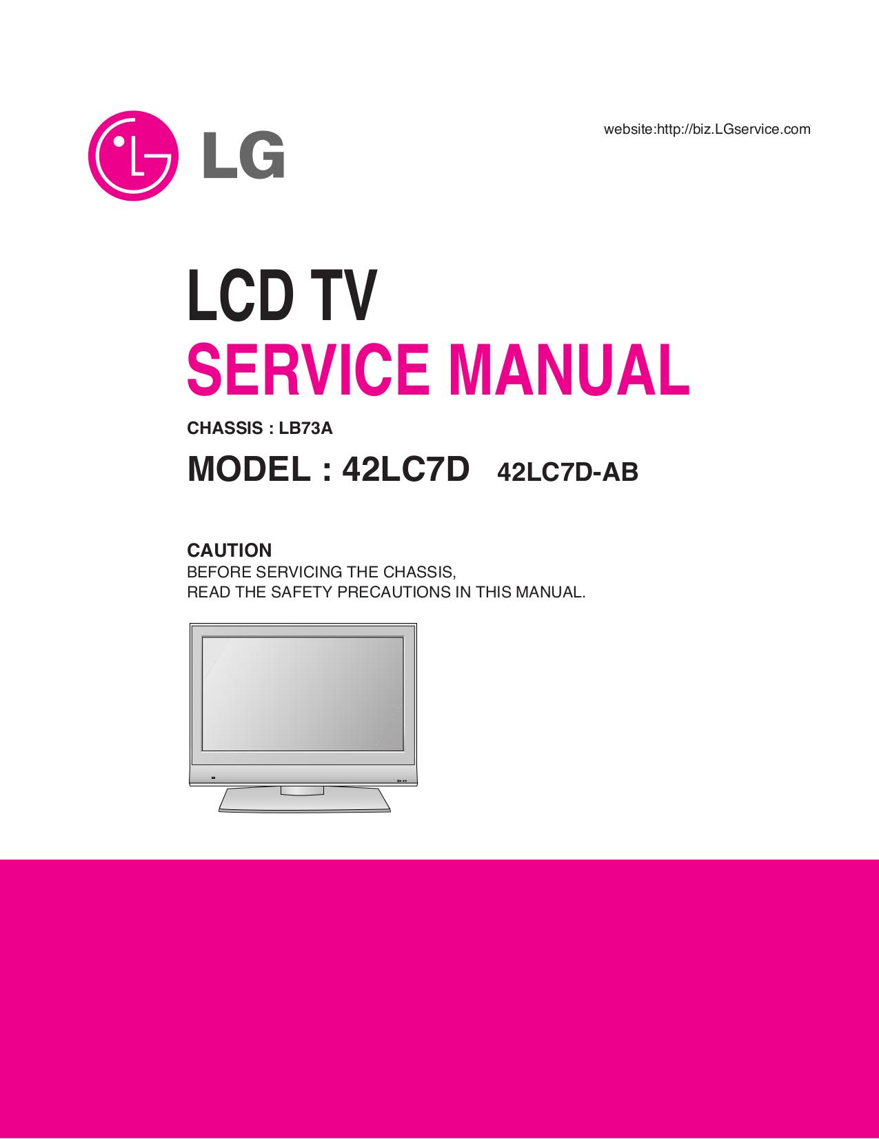 download free pdf for lg 42lc7d tv manual rh umlib com lg tv 32lc7d owner's manual LG Touch Phone Operating Manual