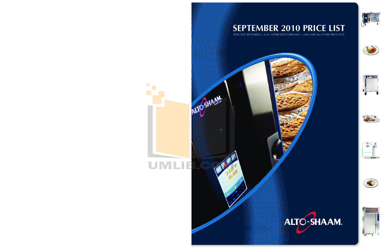 pdf for AltoShaam Other EC2-48 Warmers manual