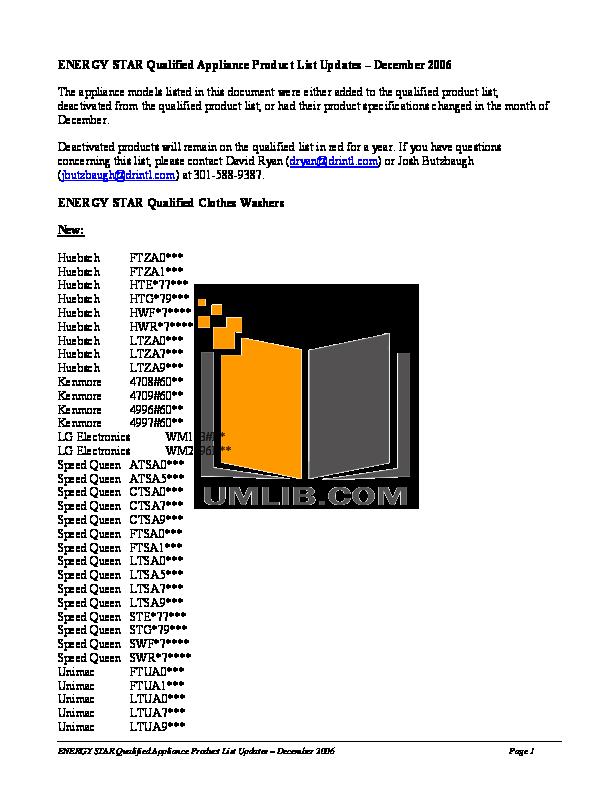 pdf for Frigidaire Refrigerator PHSC39EGS manual