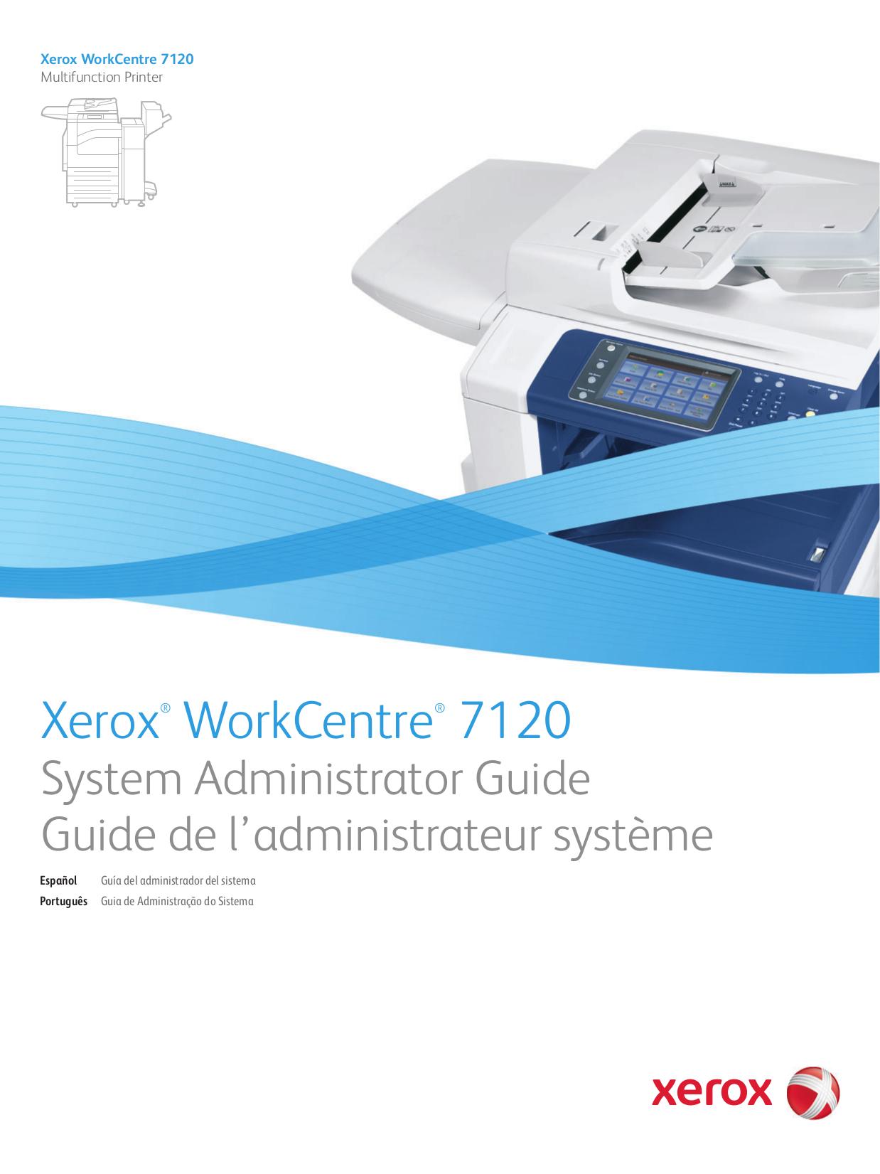 xerox workcentre 6400 service manual