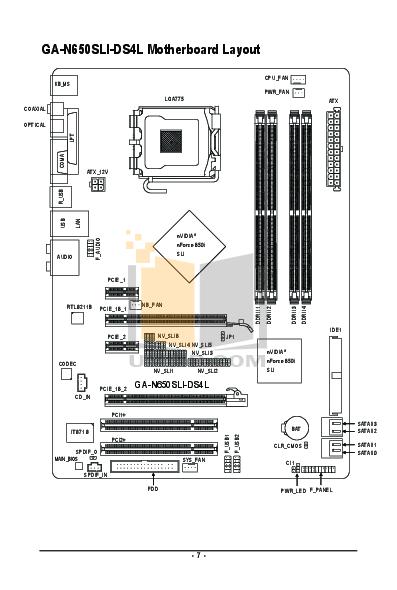 Схема подключения гигабита