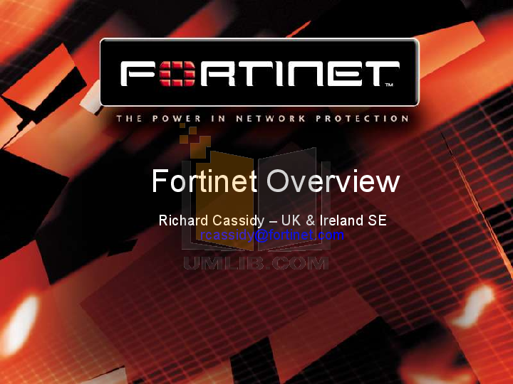 pdf for Fortinet Router FortiGate FortiGate-60R manual