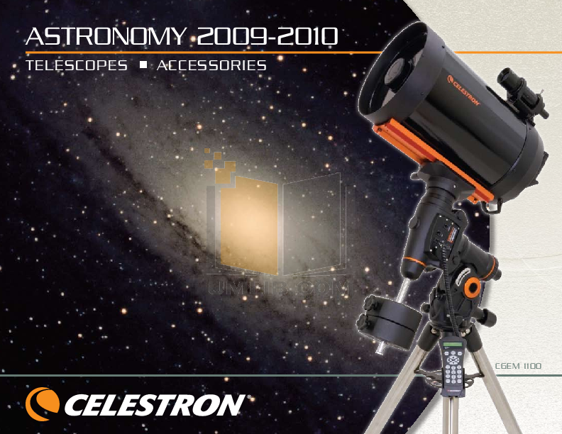 Download free pdf for celestron astromaster az telescope manual