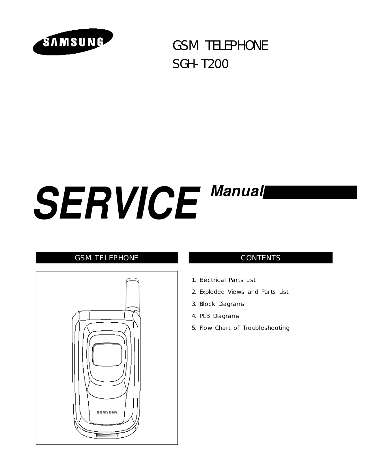 Download Free Pdf For Samsung Sgh T200 Cell Phone Manual Nokia 7900 Service