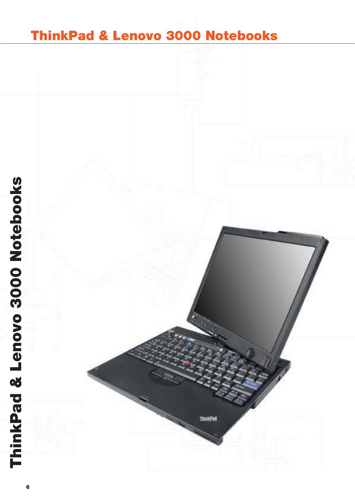 PDF manual for Lenovo Laptop 3000 N200 0769
