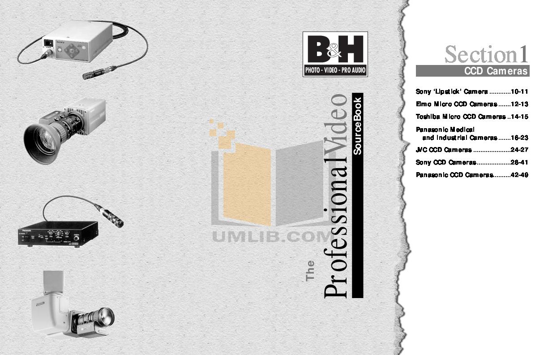 pdf for Elmo Security Camera UN411E manual