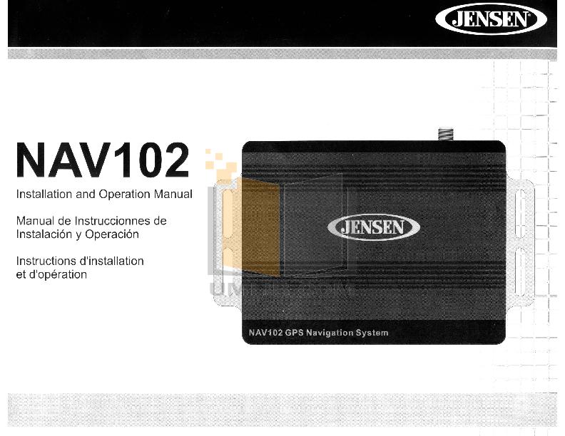 pdf for Audiovox Car Receiver VM9313 manual