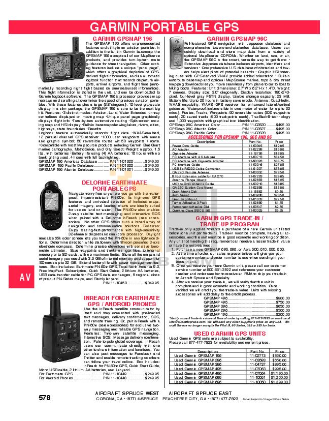 Download free pdf for garmin gpsmap 496 gps manual.
