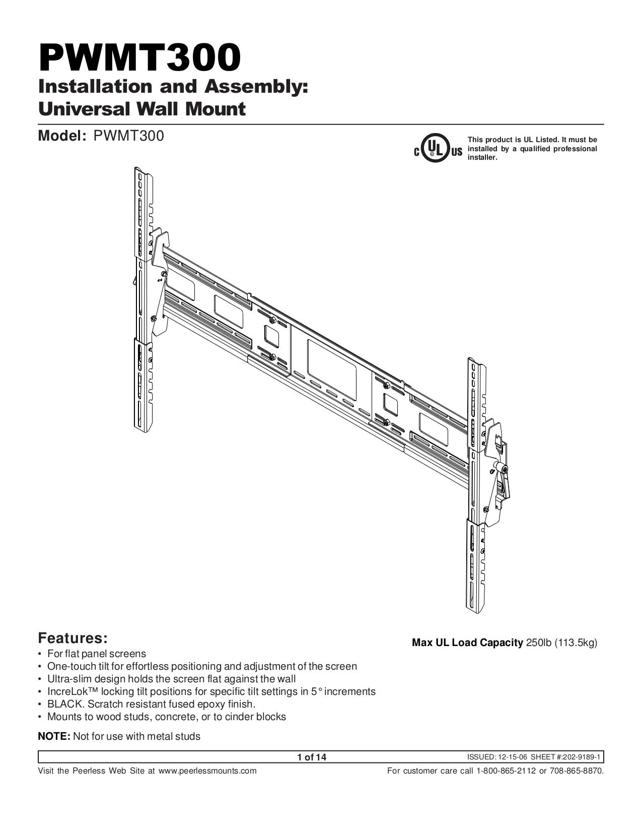 pdf for LG Monitor MU-42PZ90M manual