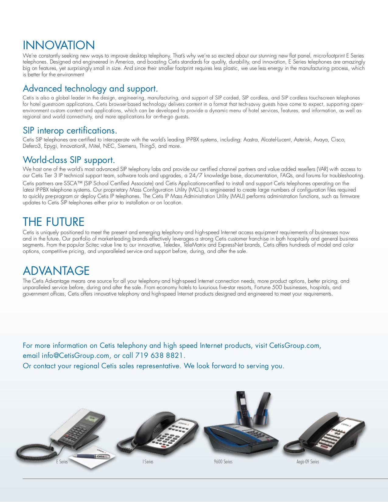 PDF manual for Teledex Telephone TrimLine Series TrimLine I