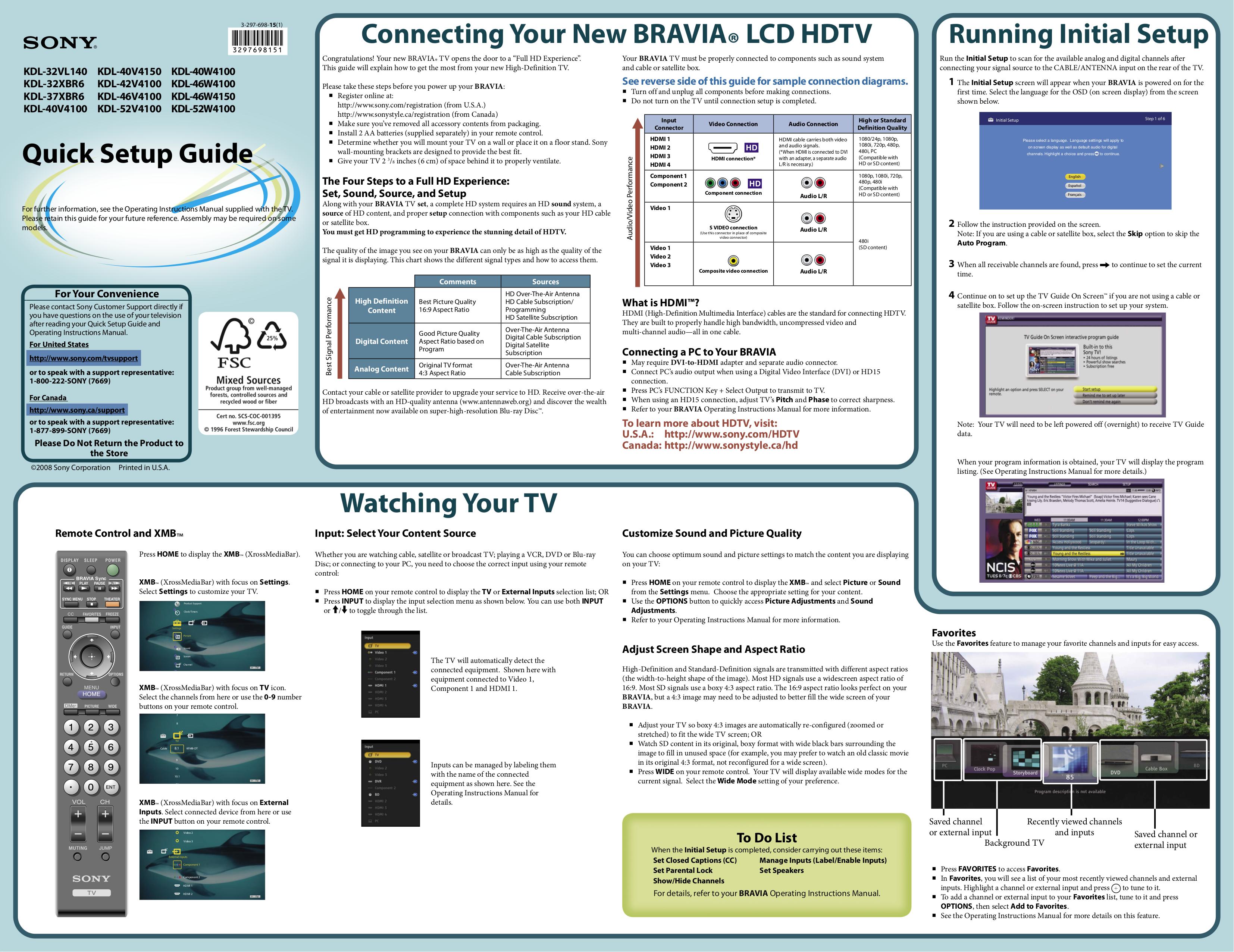 download free pdf for sony bravia kdl 52w4100 tv manual rh umlib com Sony KDL-52W4100 Plug sony bravia kdl-52w4100 user manual