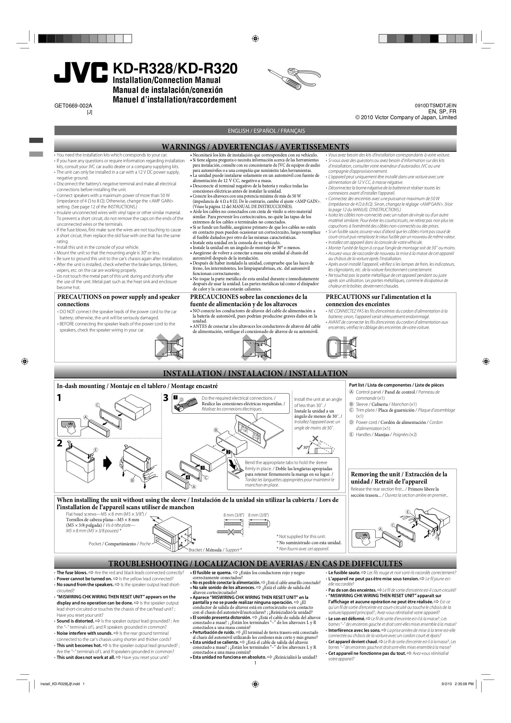 jvc kd r520 wiring diagram jvc wiring diagrams description pdf for jvc kd r320 car receiver manual on wiring diagram