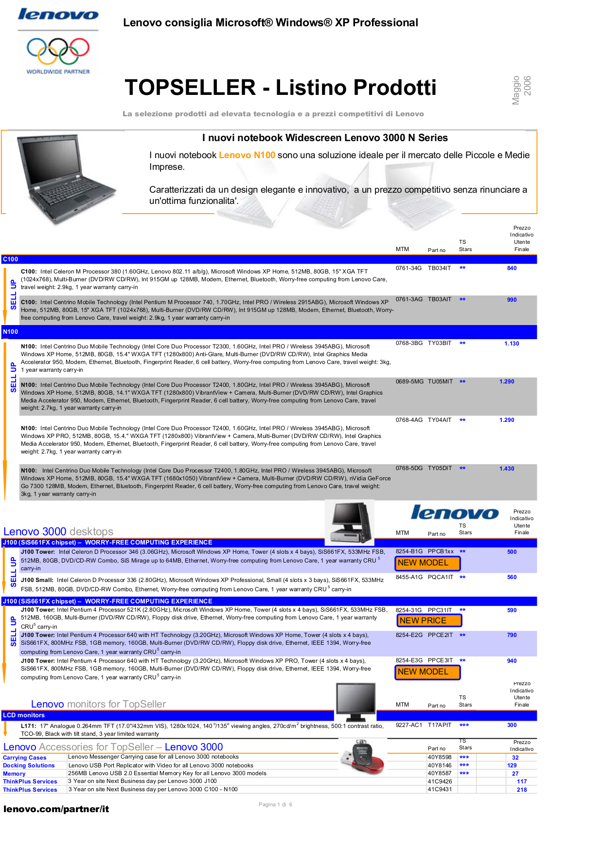 pdf for Lenovo Desktop ThinkCentre A51 8137 manual
