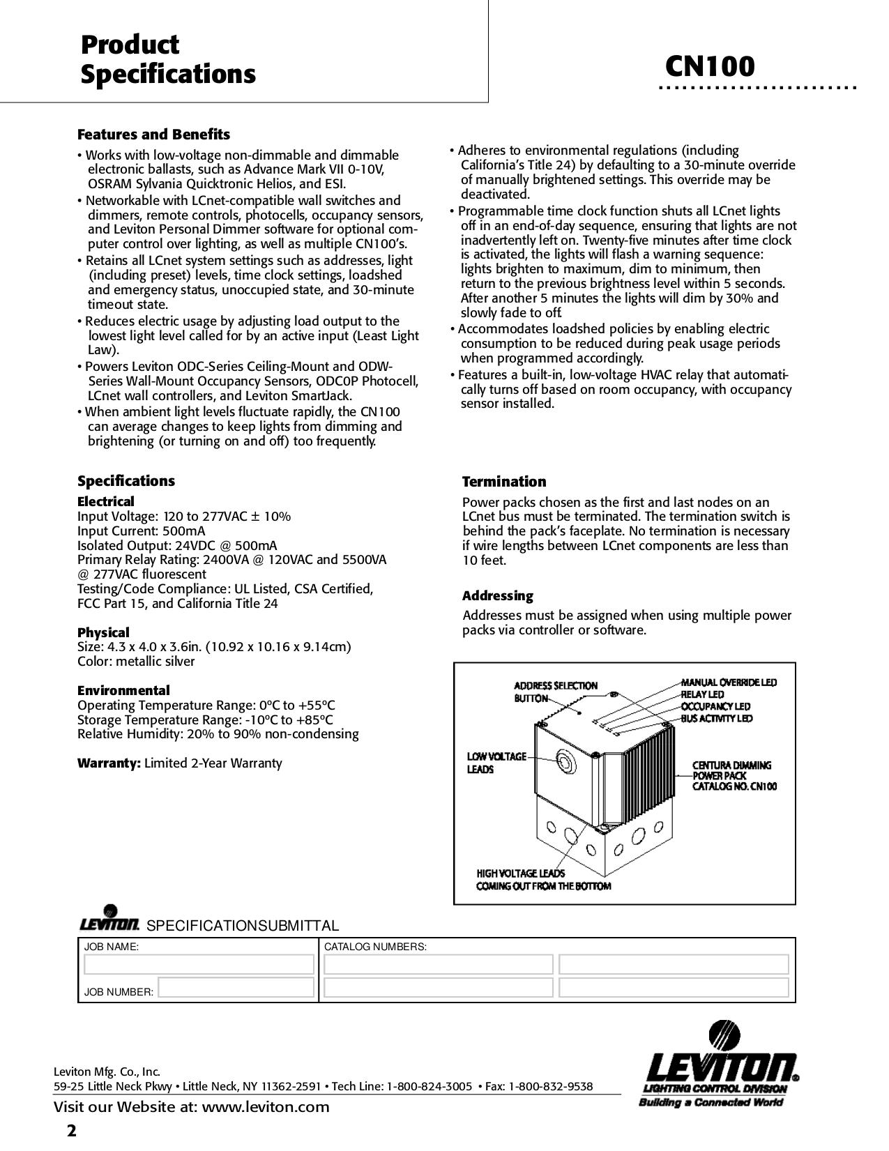 Excellent Leviton Catalog Pdf Contemporary - Simple Wiring Diagram ...