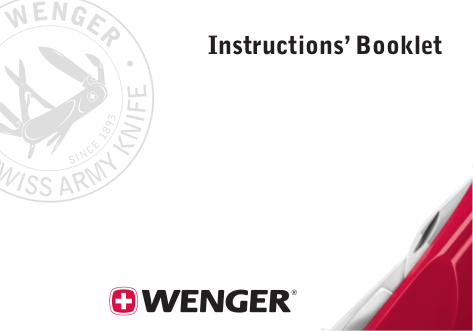 pdf for Wenger Watch 70434 manual