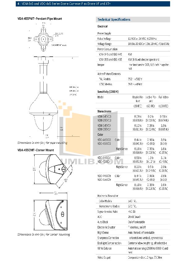 BOSCH VDC 455V04 20S EBOOK