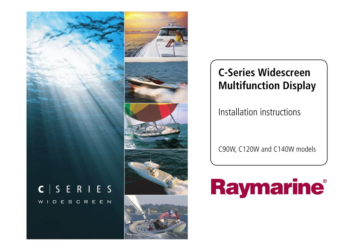 download free pdf for raymarine c series c120w gps manual rh umlib com raymarine c120 service manual raymarine c120w installation manual