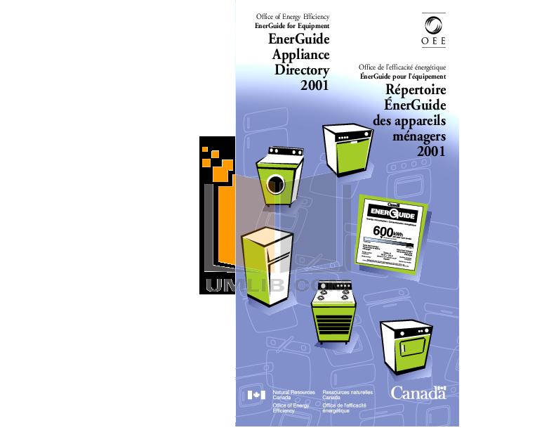 pdf for Frigidaire Refrigerator FRS20WRH manual