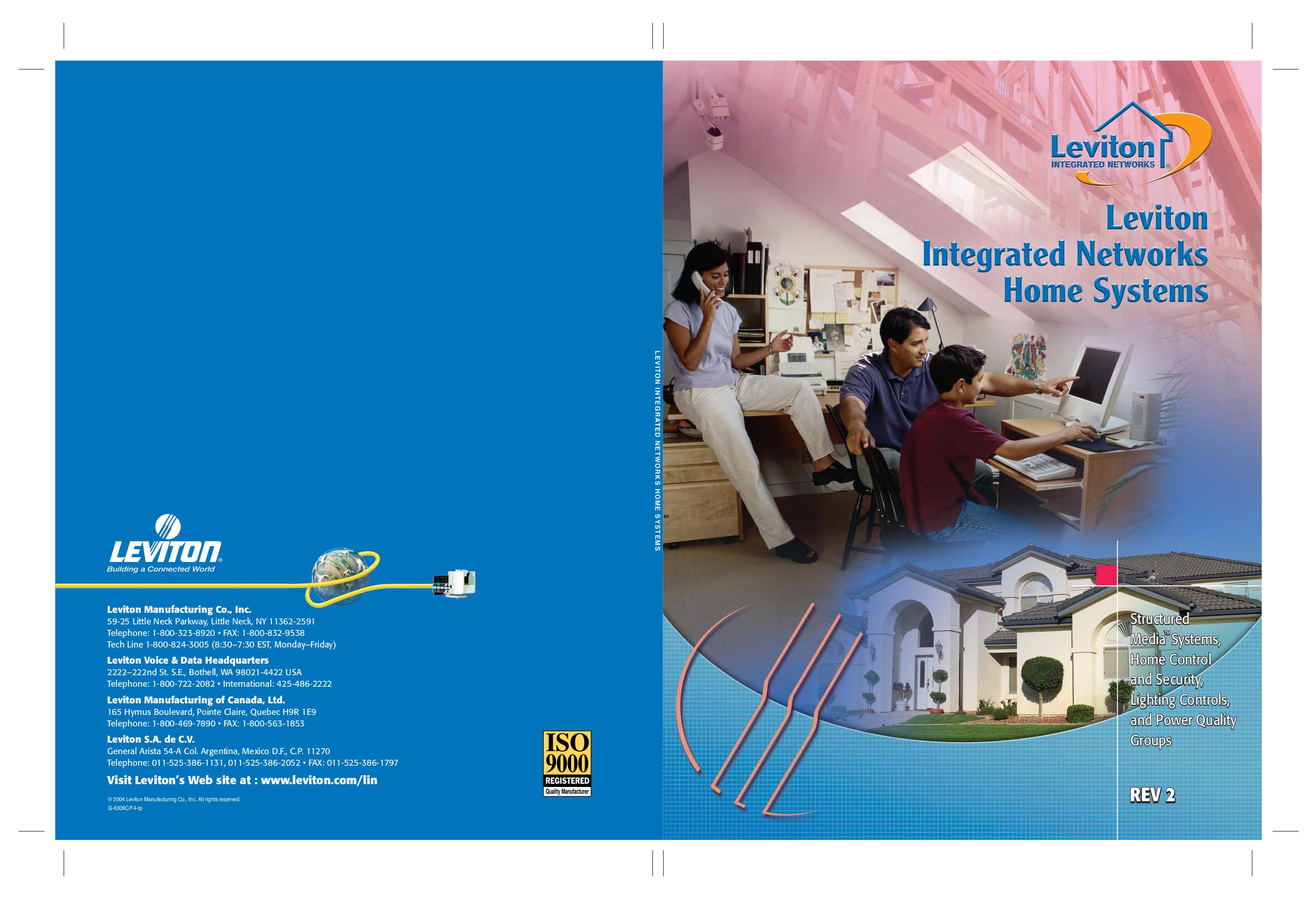 Download free pdf for Leviton HCCUR Remote Control manual