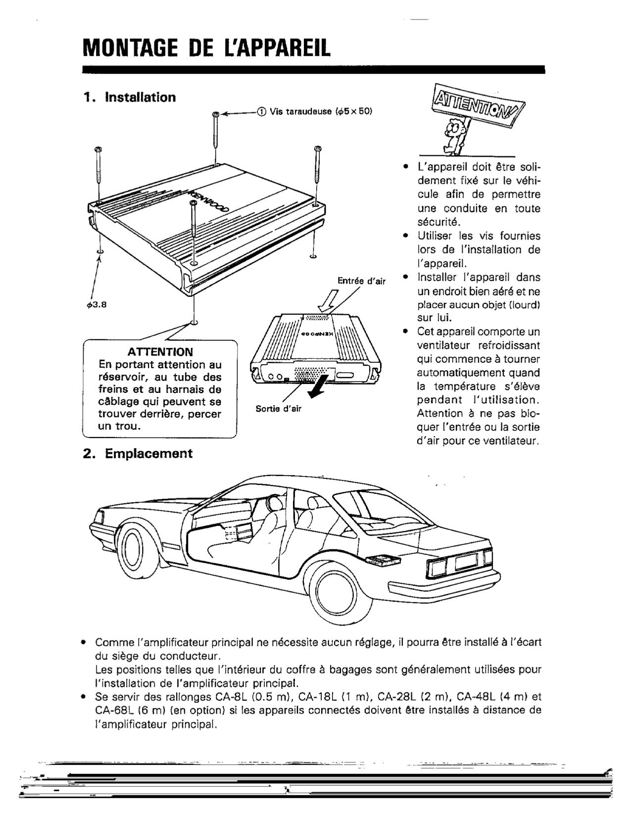 pdf manual for kenwood amp kac 921 bose amp wiring diagram kenwood amp kac 921 pdf page preview