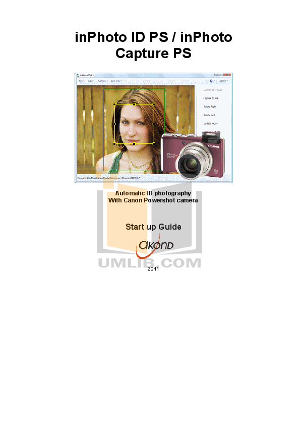 pdf for Canon Digital Camera Powershot A480 manual