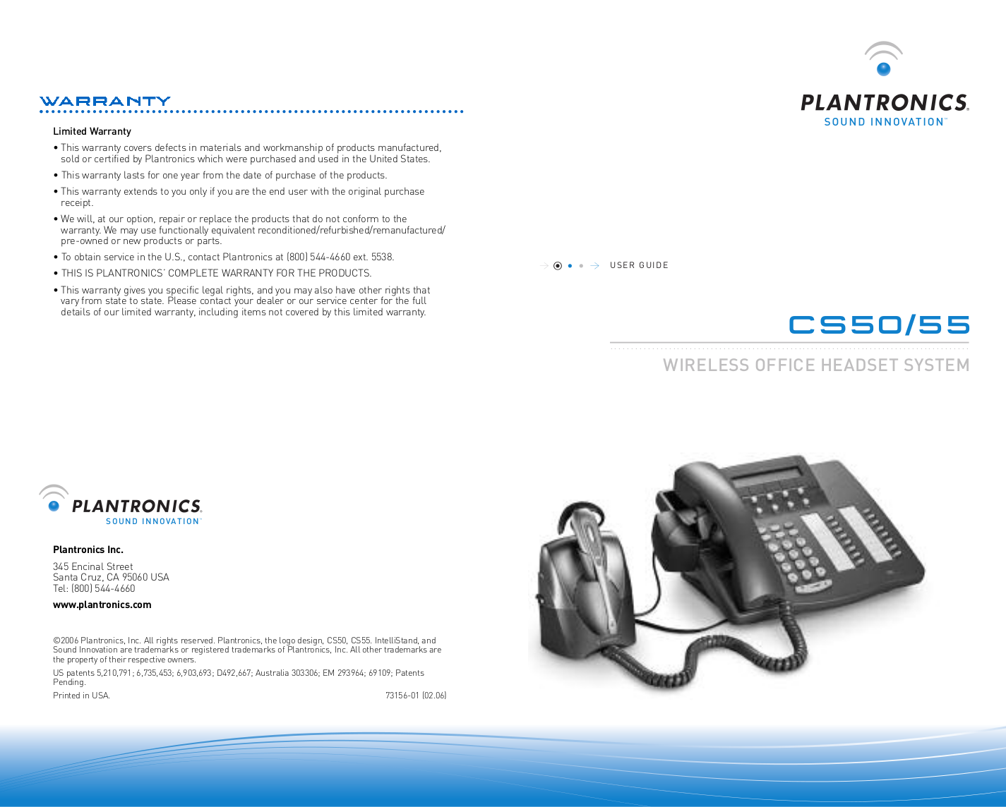 download free pdf for plantronics cs50 headset manual rh umlib com plantronics cs50 headset troubleshooting plantronics cs50 headset user manual