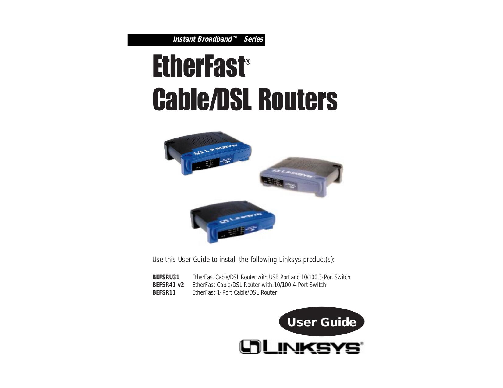linksys befsx41 manual ebook download