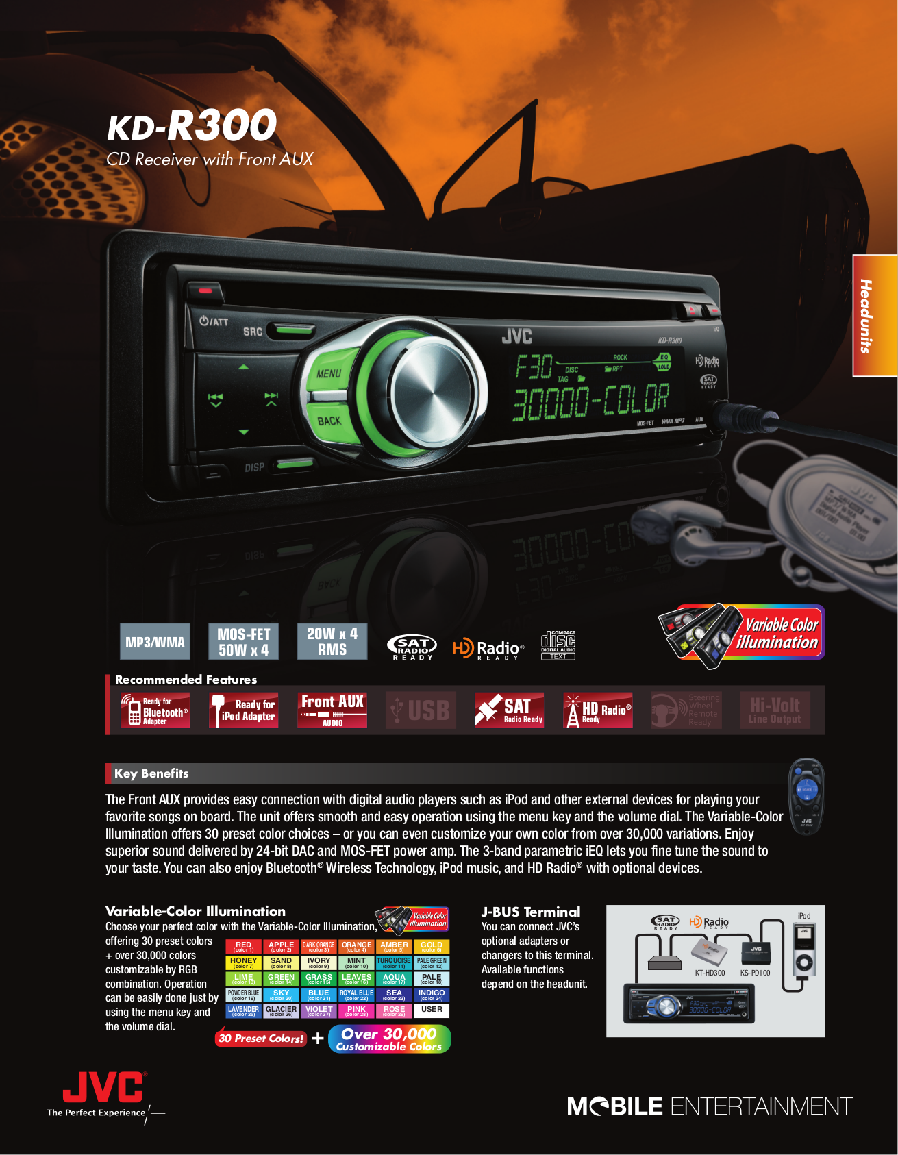 download free pdf for jvc kd r300 car receiver manual rh umlib com jvc kd-r300 car stereo manual JVC KD R200 Faceplate