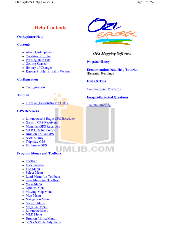 garmin nuvi 1490 manual pdf