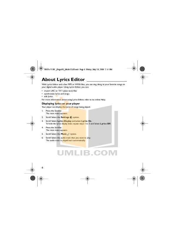 pdf manual for creative mp3 player muvo muvo t100 2gb rh umlib com Creative MuVo Speaker creative muvo t100 user manual