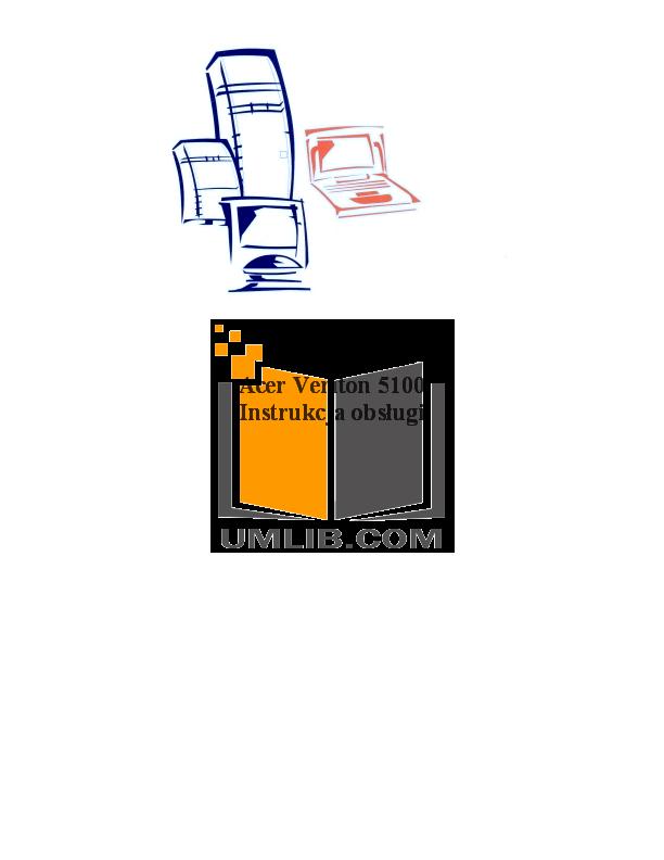 pdf for Acer Desktop Veriton 5100 manual