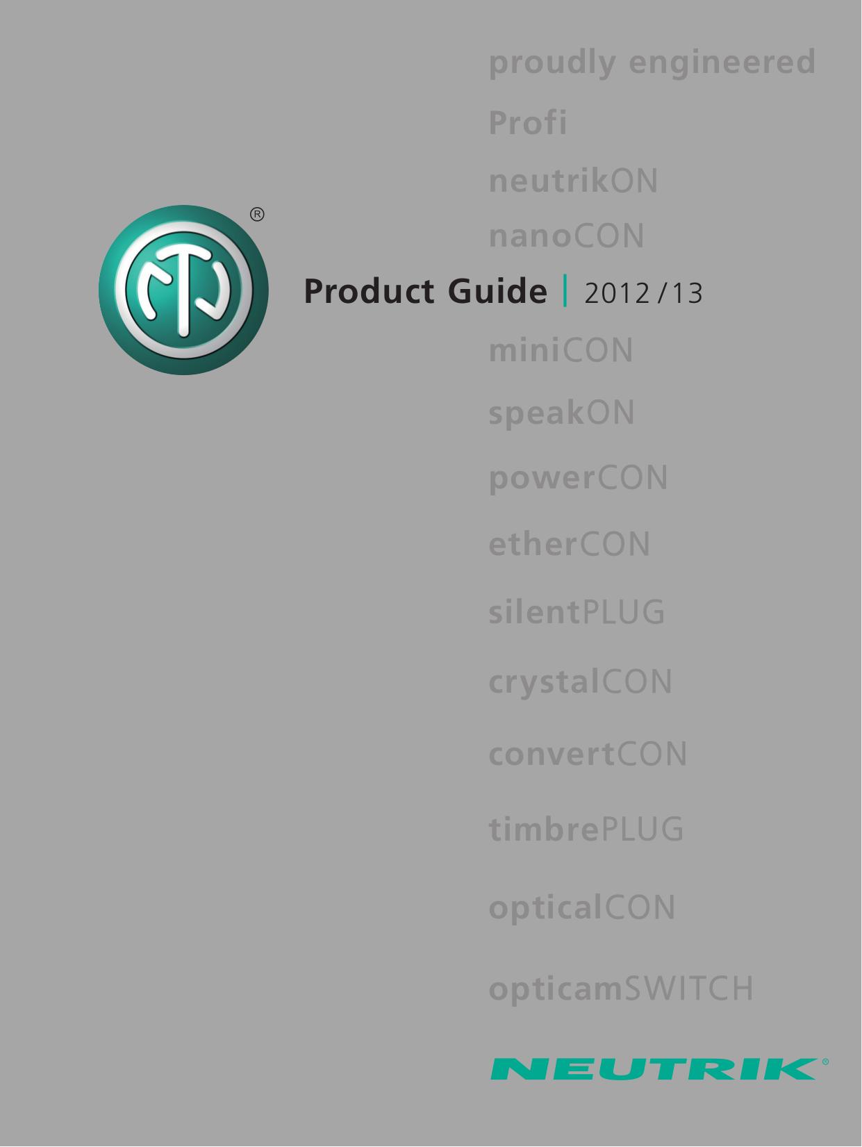 pdf for OEM Speaker RS-82 manual