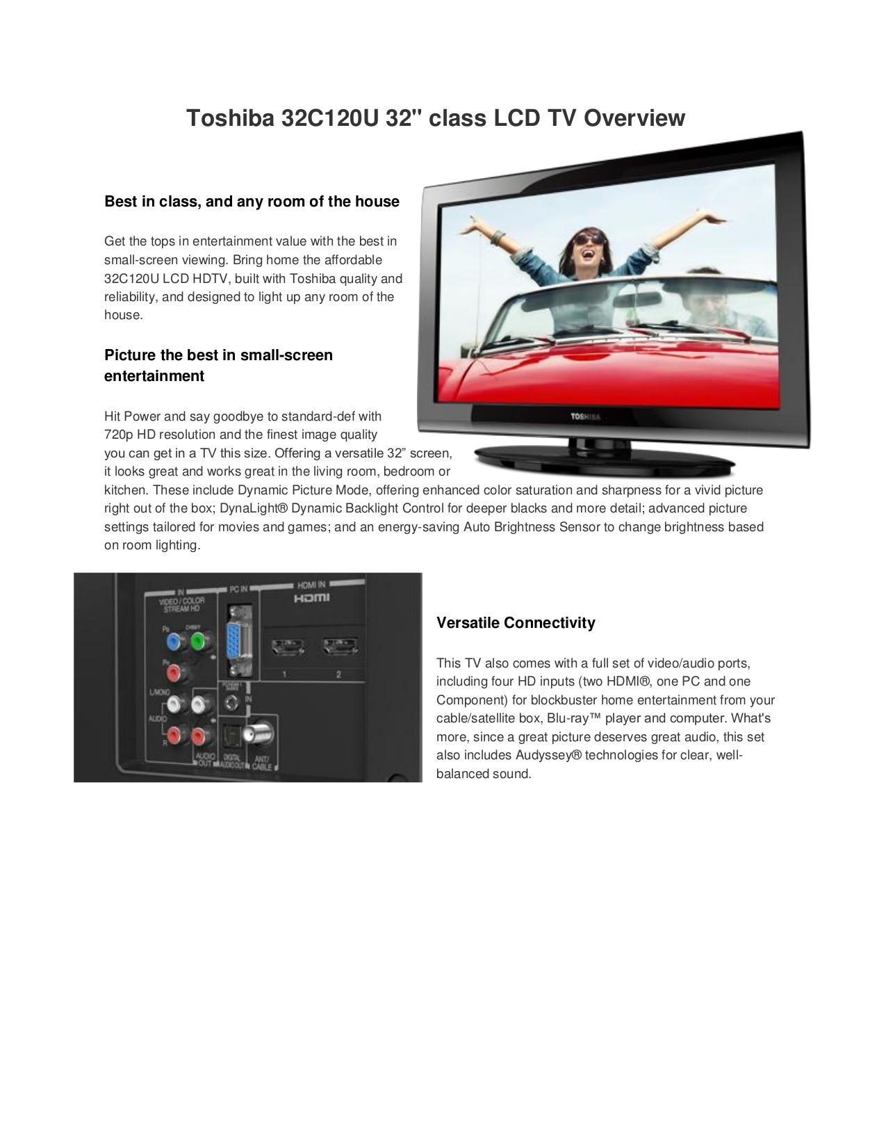 download free pdf for toshiba 32c120u tv manual rh umlib com toshiba tv model 32c120u manual toshiba model 32c110u manual